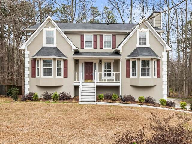 2817 Brookwest Drive SW, Marietta, GA 30064 (MLS #6680833) :: North Atlanta Home Team