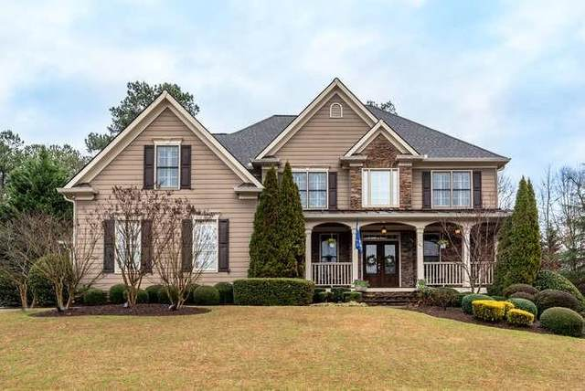104 Gold Springs Court, Canton, GA 30114 (MLS #6680885) :: The North Georgia Group