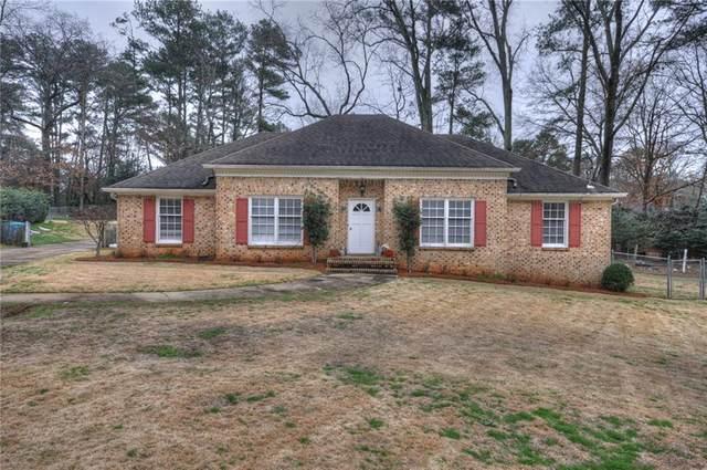 744 Dorsey Circle SW, Lilburn, GA 30047 (MLS #6680889) :: North Atlanta Home Team