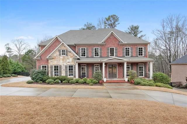 950 Canonero Drive, Milton, GA 30004 (MLS #6680890) :: North Atlanta Home Team