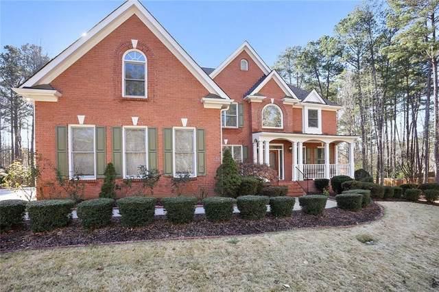 115 Mockorange Lane, Milton, GA 30004 (MLS #6680915) :: North Atlanta Home Team