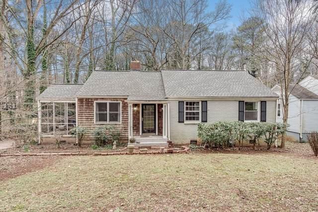 1231 Carter Road, Decatur, GA 30030 (MLS #6680916) :: Charlie Ballard Real Estate
