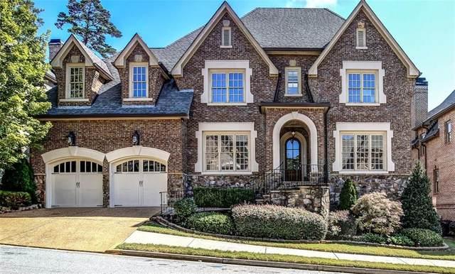 1767 Buckhead Lane NE, Atlanta, GA 30324 (MLS #6680935) :: North Atlanta Home Team