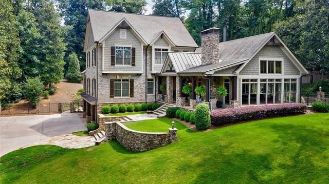 1695 W Wesley Road NW, Atlanta, GA 30327 (MLS #6680964) :: North Atlanta Home Team