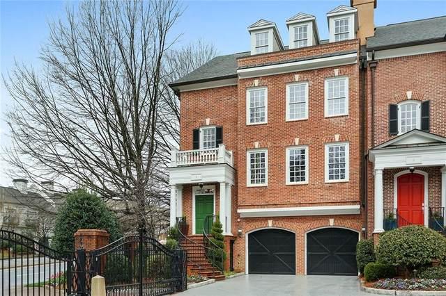 3533 Roxboro Road NE #1, Atlanta, GA 30326 (MLS #6680974) :: Kennesaw Life Real Estate