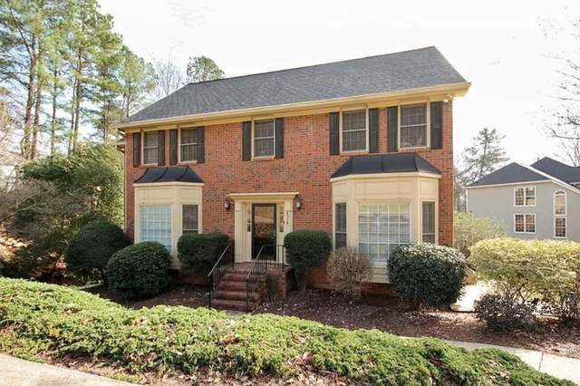 4518 N Slope Circle, Marietta, GA 30066 (MLS #6680985) :: North Atlanta Home Team
