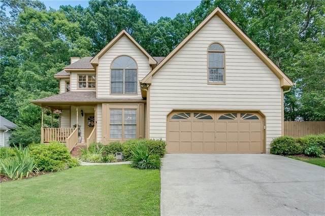 136 Springcrest Trail, Lawrenceville, GA 30046 (MLS #6680992) :: North Atlanta Home Team