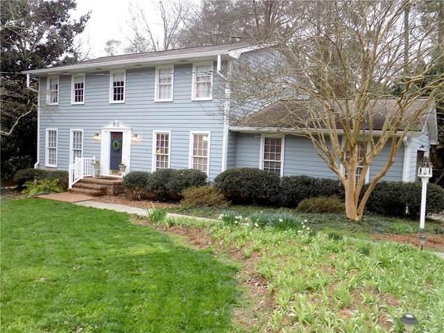 135 Jade Cove Circle, Roswell, GA 30075 (MLS #6680993) :: The Butler/Swayne Team