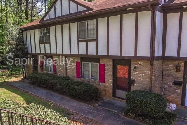 1430 Kingsgate Drive, Lithonia, GA 30083 (MLS #6681018) :: Rock River Realty