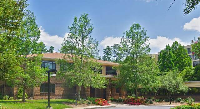 1800 Clairmont Lake #614, Decatur, GA 30033 (MLS #6681024) :: Charlie Ballard Real Estate