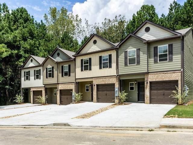 6004 Oak Bend Court #3, Riverdale, GA 30296 (MLS #6681050) :: The Heyl Group at Keller Williams