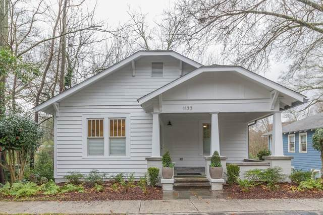 1133 Woodland Avenue SE, Atlanta, GA 30316 (MLS #6681076) :: Charlie Ballard Real Estate
