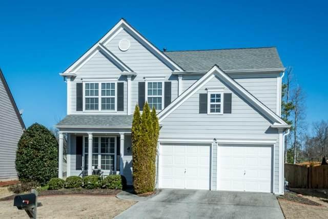 515 Watercress Drive, Woodstock, GA 30188 (MLS #6681125) :: Kennesaw Life Real Estate