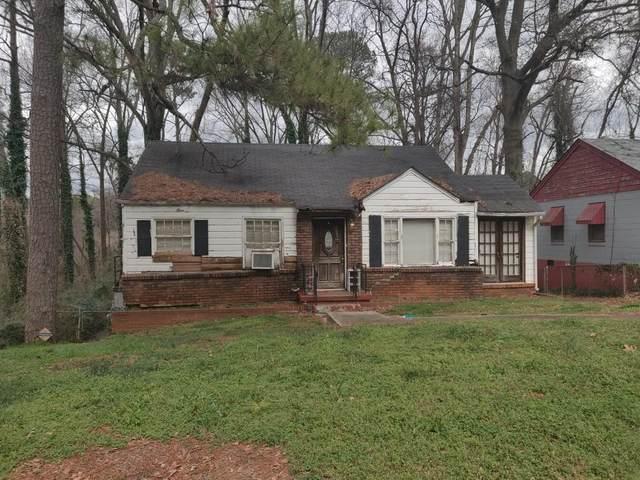 387 SW Hillside Drive SW, Atlanta, GA 30310 (MLS #6681153) :: North Atlanta Home Team