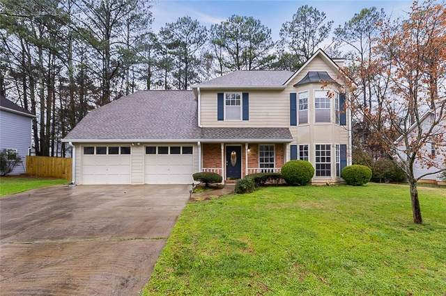 2563 Kennesaw Springs Court NW, Kennesaw, GA 30144 (MLS #6681156) :: Kennesaw Life Real Estate