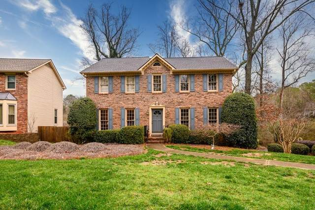 335 Sea Holly Circle, Roswell, GA 30076 (MLS #6681224) :: Good Living Real Estate