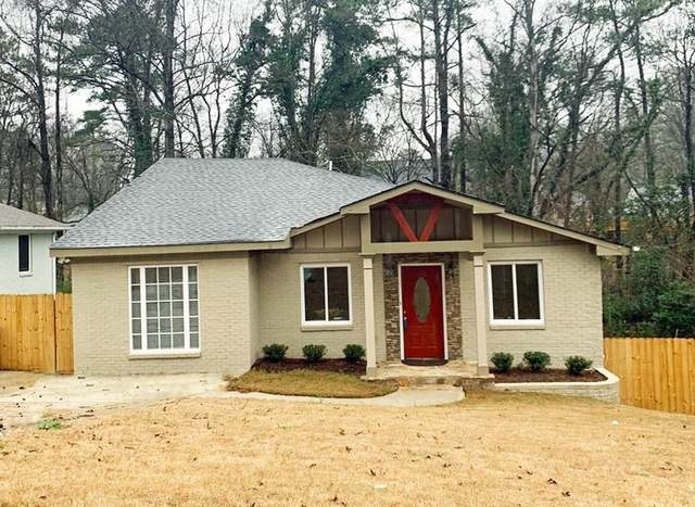 1684 Braeburn Drive SE, Atlanta, GA 30316 (MLS #6681228) :: The Hinsons - Mike Hinson & Harriet Hinson