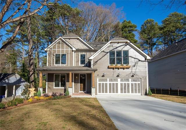 1878 Canmont Drive NE, Brookhaven, GA 30319 (MLS #6681230) :: North Atlanta Home Team