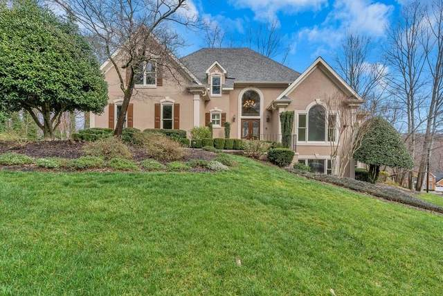 3041 Sawyer Trace NE, Marietta, GA 30066 (MLS #6681240) :: North Atlanta Home Team