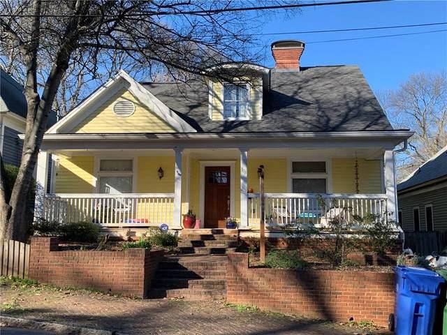 378 Orleans Street SE, Atlanta, GA 30312 (MLS #6681255) :: Good Living Real Estate