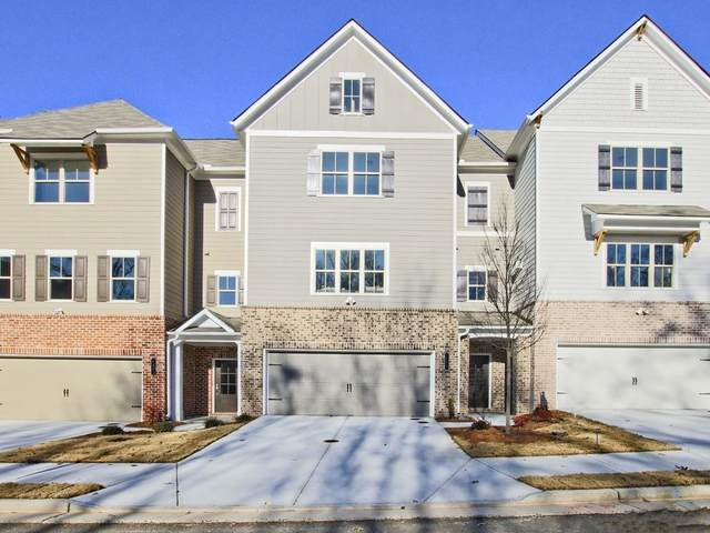 2875 Boone Drive #22, Kennesaw, GA 30144 (MLS #6681260) :: Kennesaw Life Real Estate