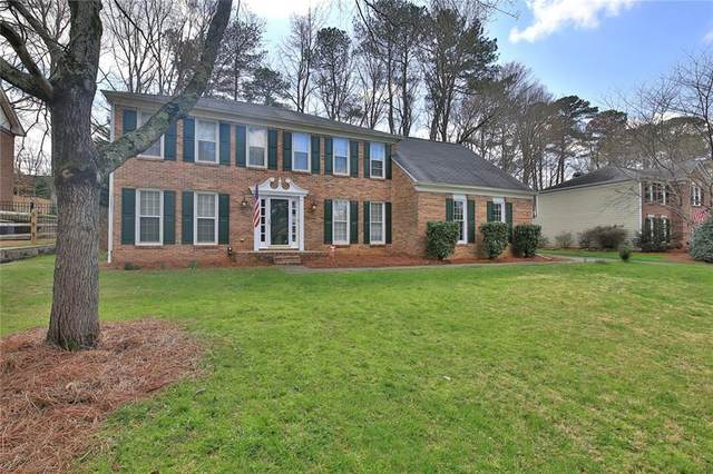 5156 Wentworth Drive, Peachtree Corners, GA 30092 (MLS #6681274) :: Scott Fine Homes