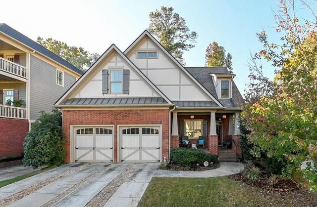 1112 Parkview Place SE, Smyrna, GA 30080 (MLS #6681279) :: North Atlanta Home Team