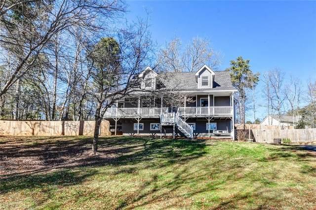 168 Trillium Ridge, Dawsonville, GA 30534 (MLS #6681285) :: North Atlanta Home Team