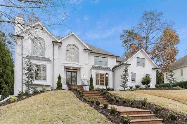415 Laurel Chase Court, Atlanta, GA 30327 (MLS #6681286) :: Kennesaw Life Real Estate