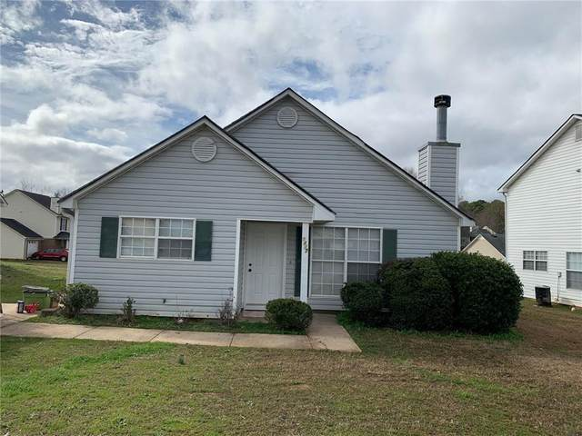9427 Sleepy Hollow Lane, Jonesboro, GA 30238 (MLS #6681288) :: Path & Post Real Estate