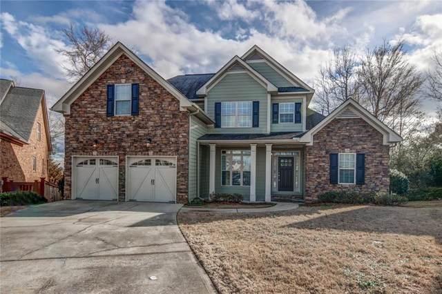 9130 Golfview Circle, Covington, GA 30014 (MLS #6681302) :: North Atlanta Home Team