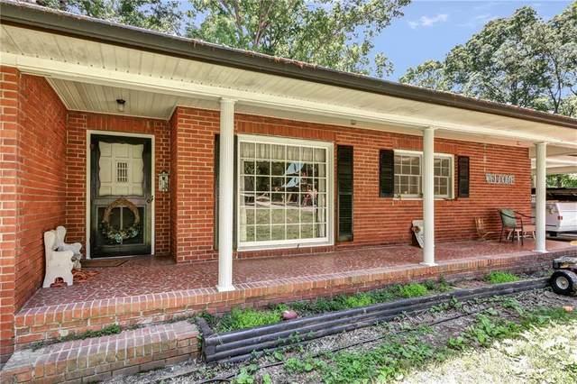 5589 Northwoods Road, Clermont, GA 30527 (MLS #6681303) :: Lakeshore Real Estate Inc.