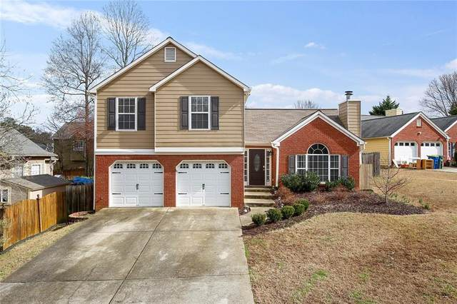 1725 English Ivey Lane NW, Kennesaw, GA 30144 (MLS #6681326) :: The North Georgia Group