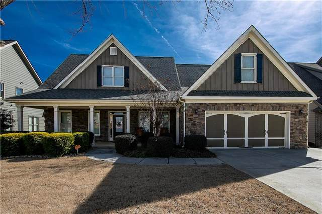 107 Laurel Bay Drive, Loganville, GA 30052 (MLS #6681350) :: North Atlanta Home Team