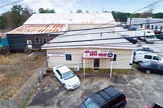 1001 Pacific Avenue, Bremen, GA 30110 (MLS #6681360) :: The Heyl Group at Keller Williams