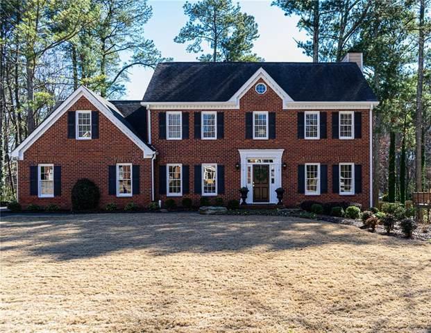 3472 Princeton Corners Drive, Marietta, GA 30062 (MLS #6681374) :: Rock River Realty