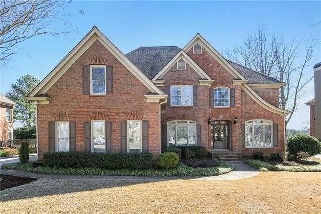 5580 Buck Hollow Drive, Alpharetta, GA 30005 (MLS #6681405) :: RE/MAX Paramount Properties