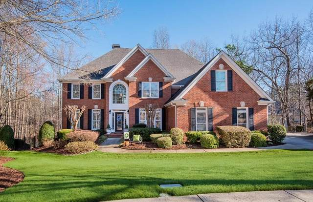 235 Amesdale Court, Alpharetta, GA 30022 (MLS #6681424) :: RE/MAX Paramount Properties