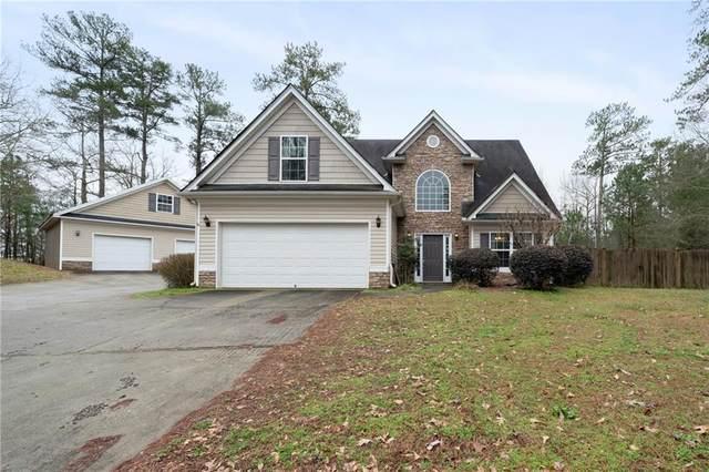 6385 Highway 81, Loganville, GA 30052 (MLS #6681426) :: North Atlanta Home Team