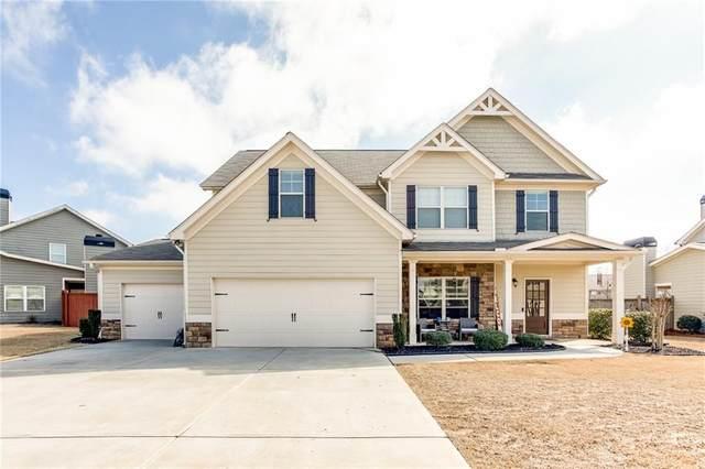 315 Red Cap Circle, Jefferson, GA 30549 (MLS #6681427) :: Lakeshore Real Estate Inc.