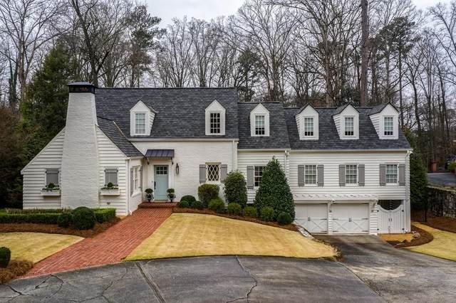 3834 Vermont Road NE, Atlanta, GA 30319 (MLS #6681428) :: MyKB Partners, A Real Estate Knowledge Base