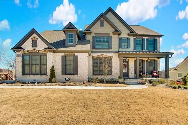 6699 Trail Side Drive, Flowery Branch, GA 30542 (MLS #6681429) :: North Atlanta Home Team