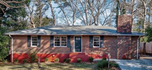 1814 Arkose Drive SE, Atlanta, GA 30316 (MLS #6681435) :: The Heyl Group at Keller Williams