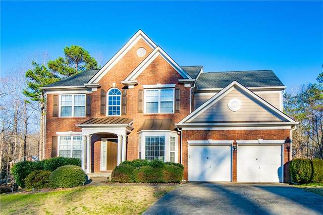 5133 Aurelia Trail, Suwanee, GA 30024 (MLS #6681437) :: Rock River Realty