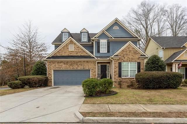 1101 Silverbrooke Drive, Powder Springs, GA 30127 (MLS #6681457) :: North Atlanta Home Team