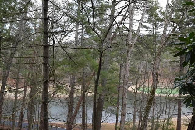 34 Sconti Ridge #405, Big Canoe, GA 30143 (MLS #6681484) :: Path & Post Real Estate
