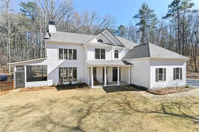 14325 Cogburn Road, Milton, GA 30004 (MLS #6681488) :: North Atlanta Home Team