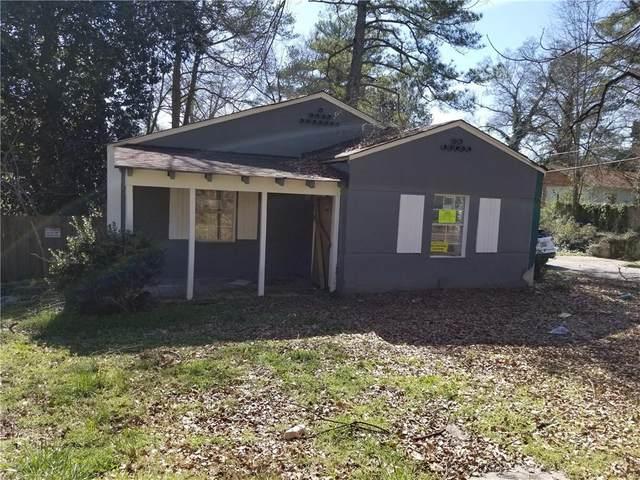1510 Avon Avenue SW, Atlanta, GA 30311 (MLS #6681492) :: Kennesaw Life Real Estate