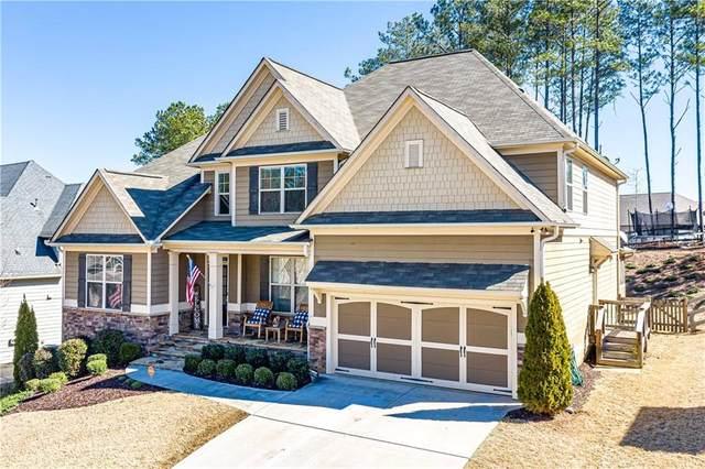 74 Angel Oak Trail, Dallas, GA 30132 (MLS #6681500) :: Charlie Ballard Real Estate
