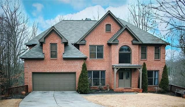 6810 Preston Glen Drive, Alpharetta, GA 30005 (MLS #6681506) :: North Atlanta Home Team
